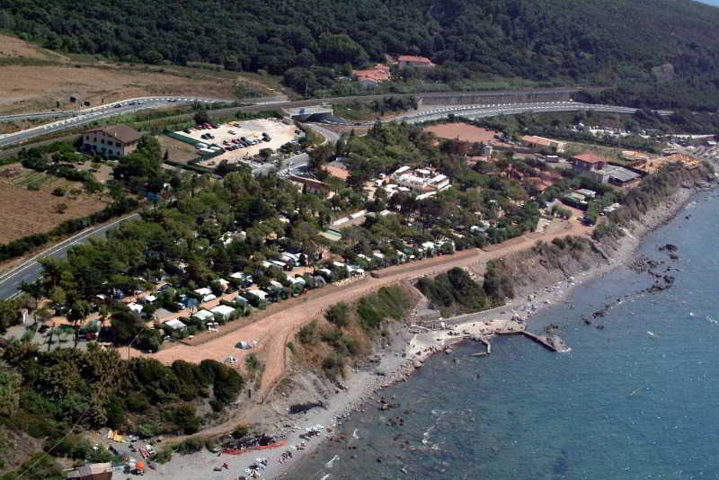 General view Villaggio Camping Miramare