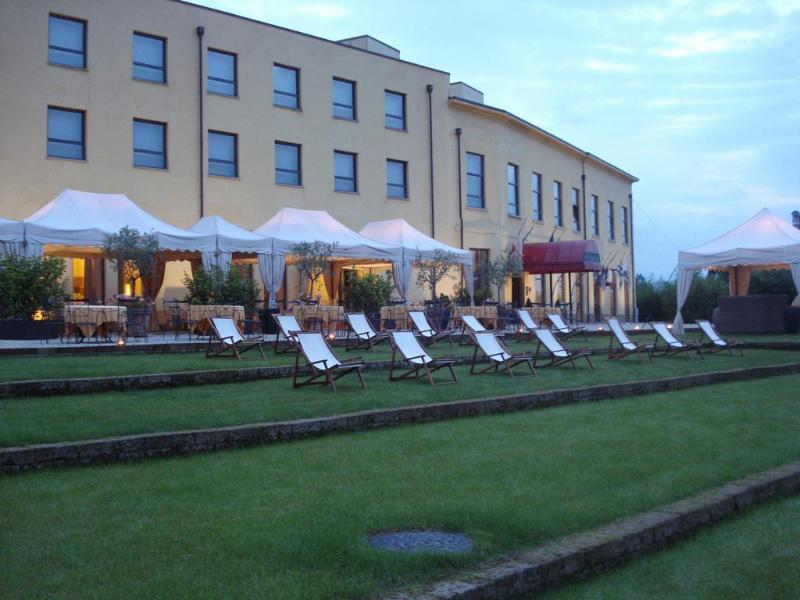 General view Hotel Barrage