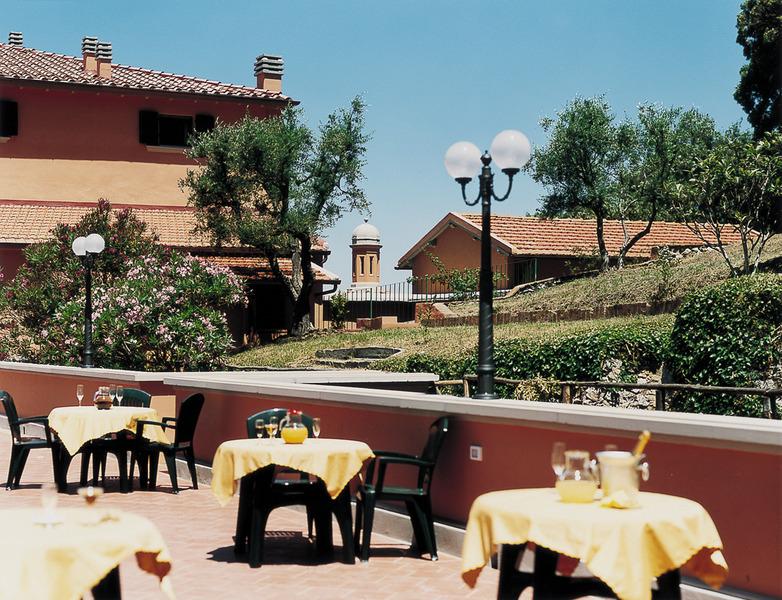 General view Hotel La Vedetta