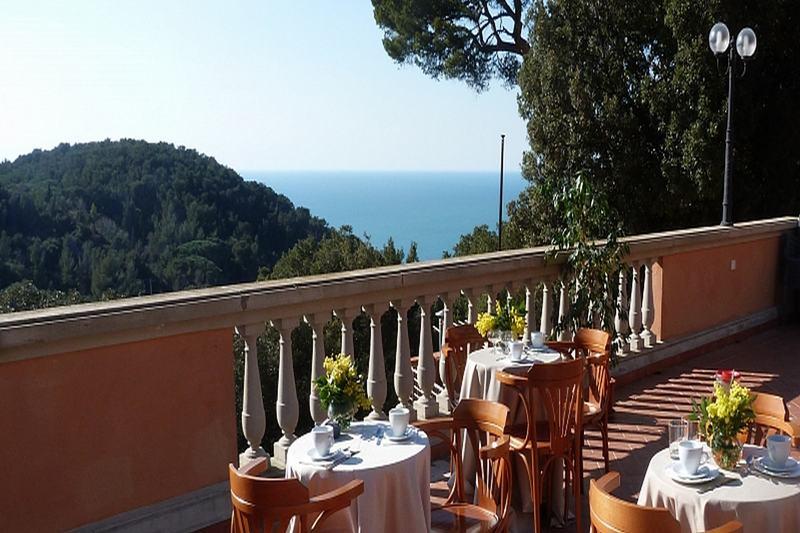Terrace Hotel La Vedetta