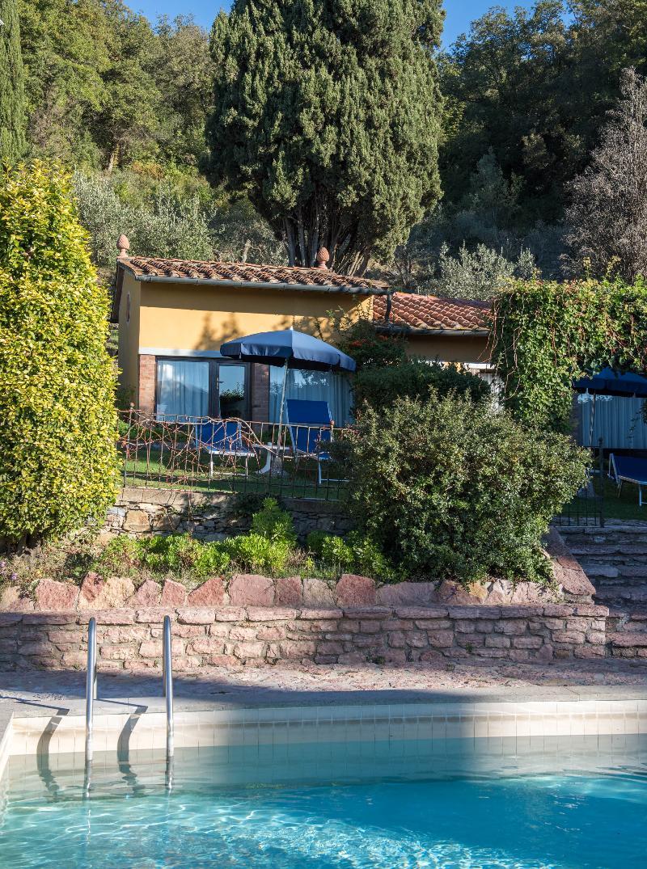 Pool Borgo Tenuta La Bandita