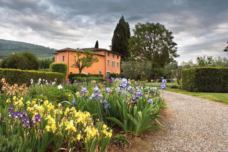 General view Villa La Massa