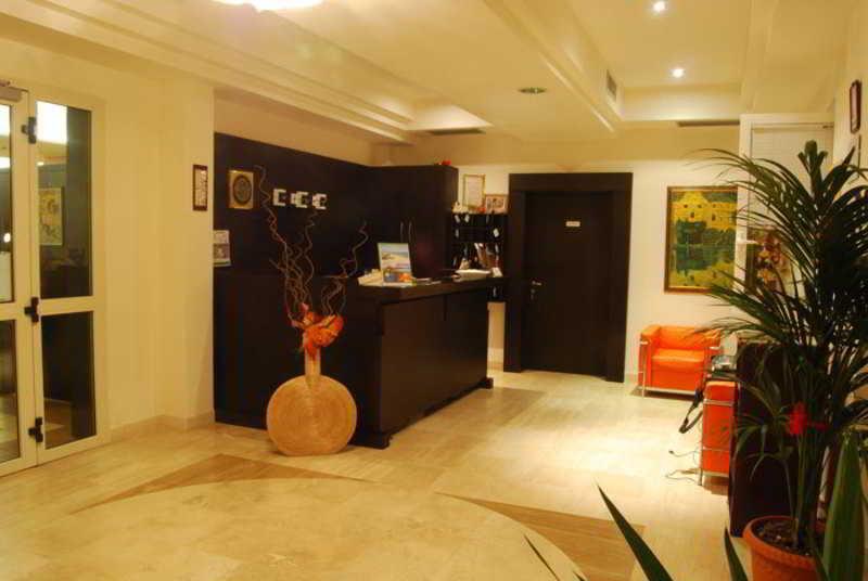 Lobby Villa Susanna Degli Ulivi Hotel