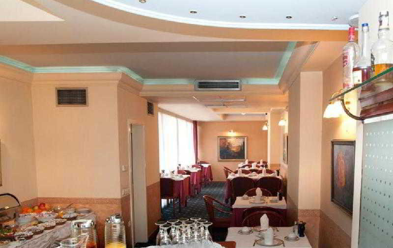 Restaurant Glam Hotel
