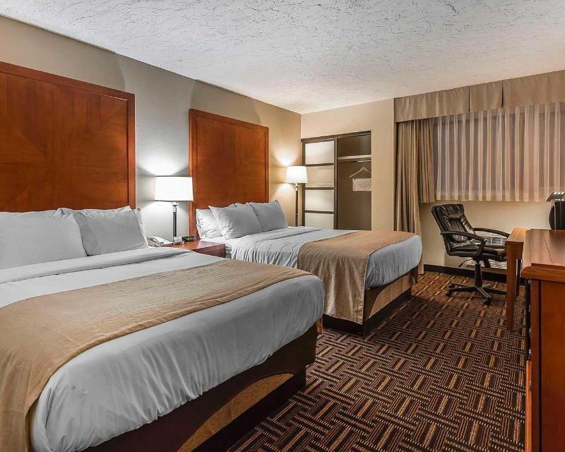 Clarion Hotel & Conference Centre in Medicine Hat - Room - 1