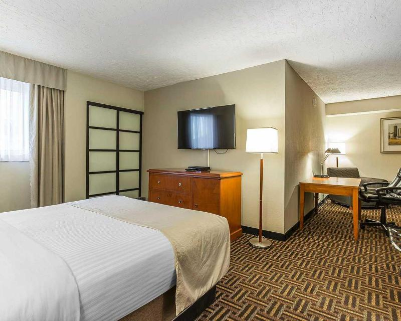 Clarion Hotel & Conference Centre in Medicine Hat - Room - 7