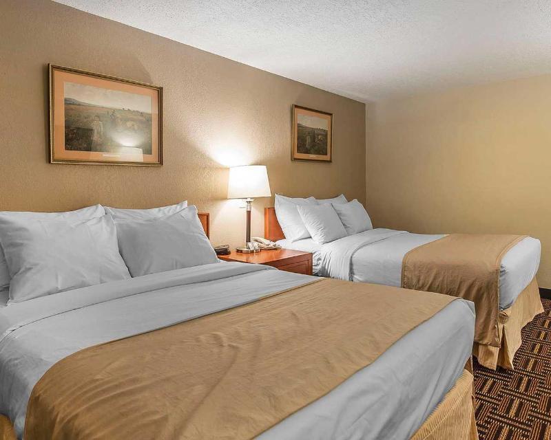 Clarion Hotel & Conference Centre in Medicine Hat - Room - 5