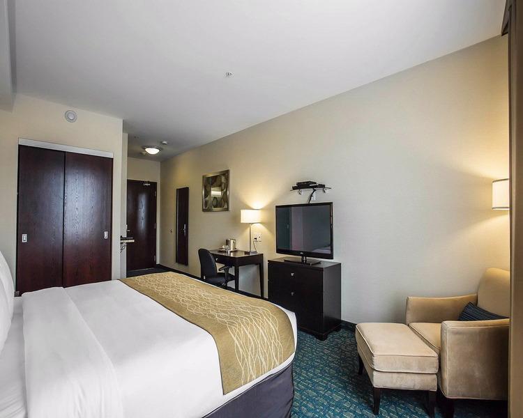 Comfort Hotel Bayer´s Lake - Room - 1