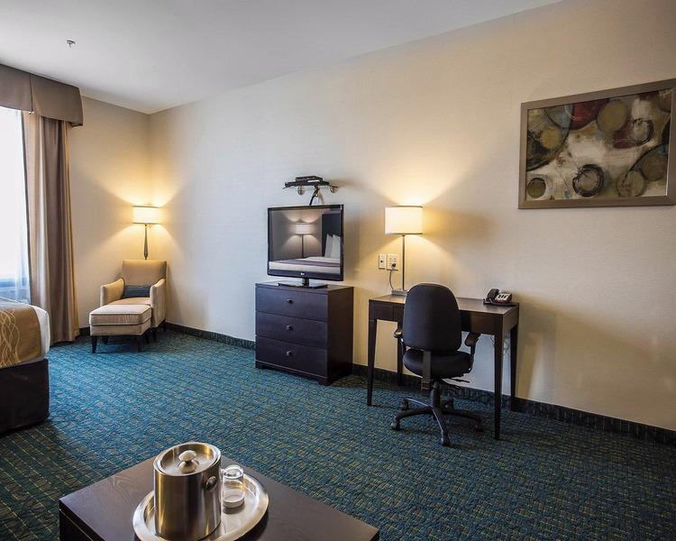 Comfort Hotel Bayer´s Lake - Room - 7