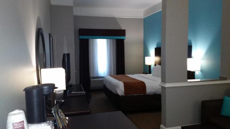 Comfort Suites at Katy Mills - Hotel - 2
