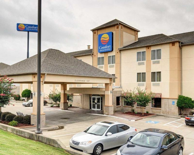 Comfort Inn & Suites near Hendrix College - Hotel - 5