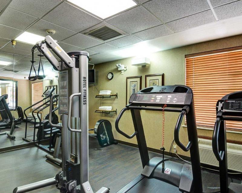 Comfort Inn & Suites near Hendrix College - Sport - 4