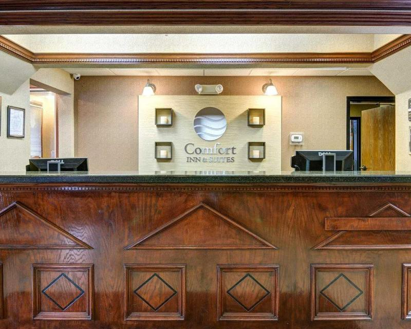 Comfort Inn & Suites near Hendrix College - General - 0