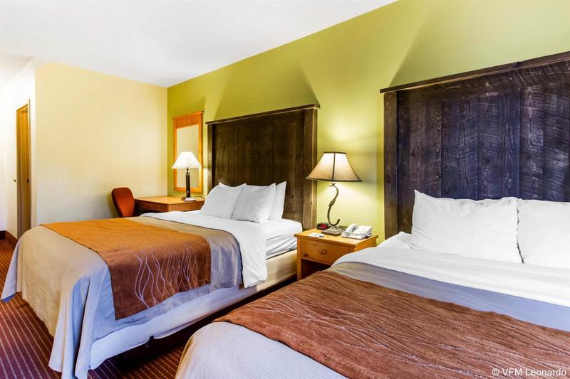 Comfort Inn I-17 & I-40 - Hotel - 1