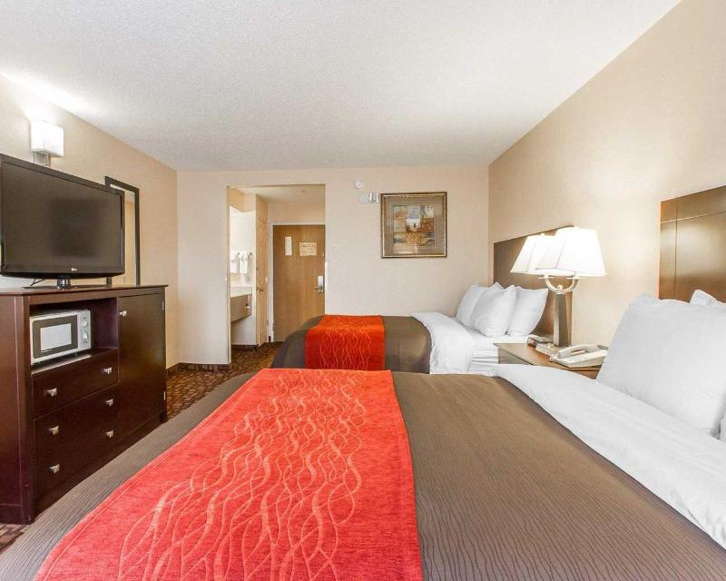 Comfort Inn & Suites - Room - 9