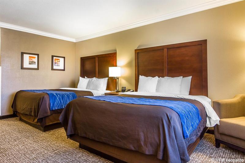 Comfort Inn & Suites Redwood Country - Hotel - 2