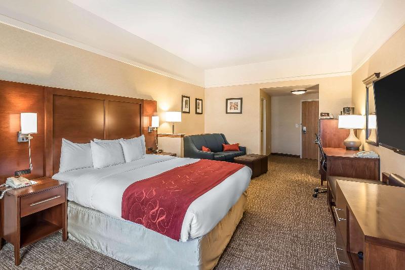 Comfort Suites Longmont - Room - 1