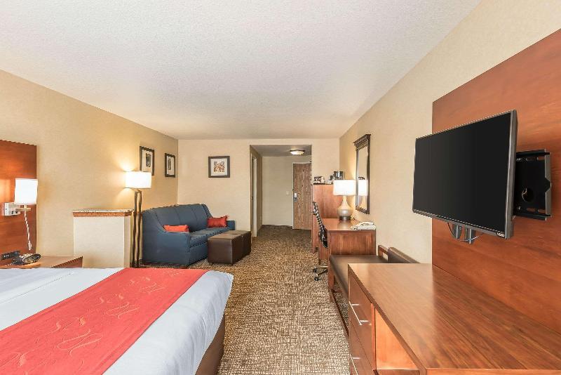 Comfort Suites Longmont - Room - 7