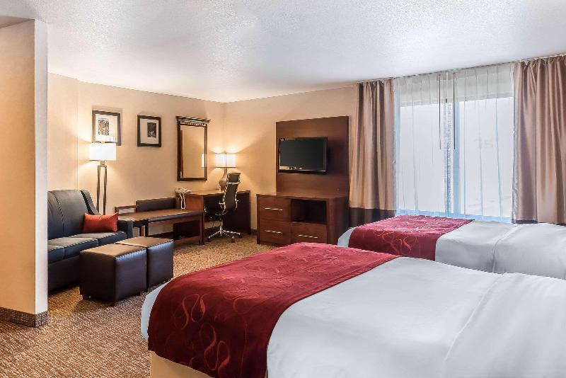 Comfort Suites Longmont - Room - 5
