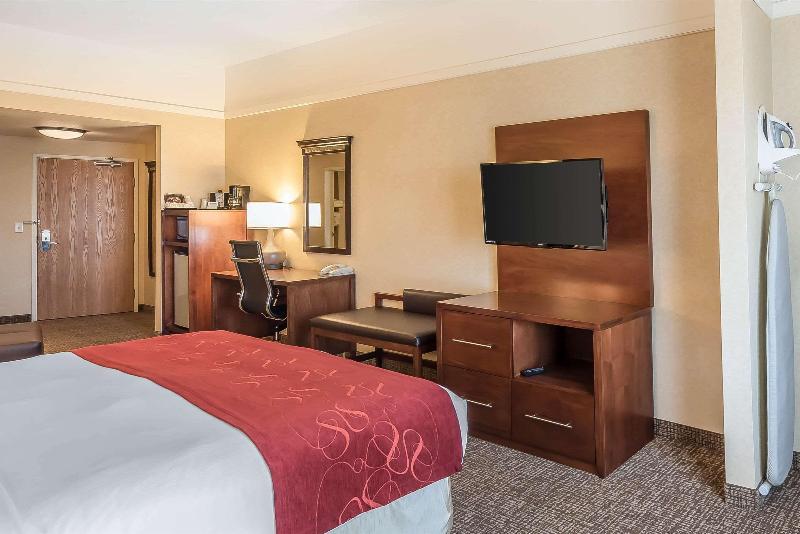 Comfort Suites Longmont - Room - 6