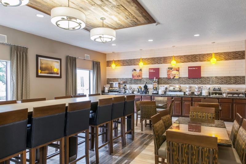 Restaurant Comfort Suites