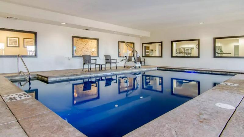 Pool Comfort Inn St. Robert/fort Leonard Wood