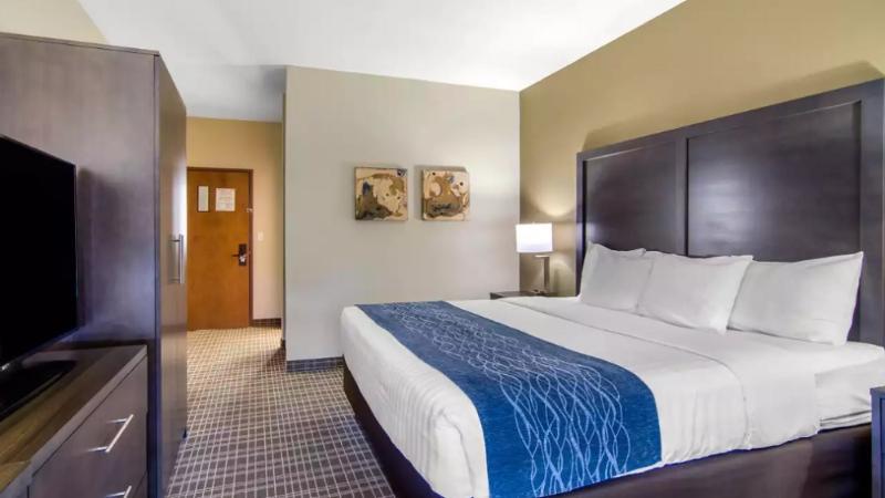Room Comfort Inn St. Robert/fort Leonard Wood