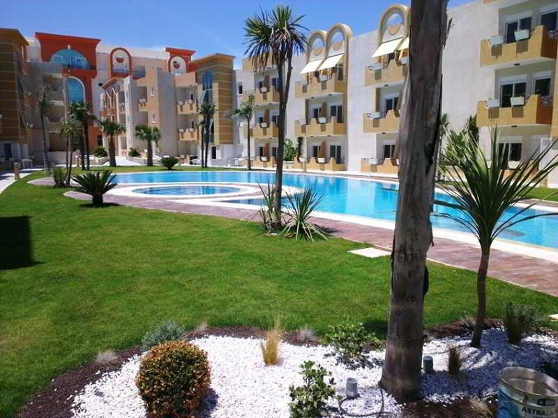 Pool The Dunes Resort Apartments