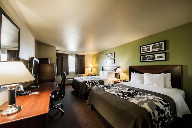 General view Sleep Inn & Suites