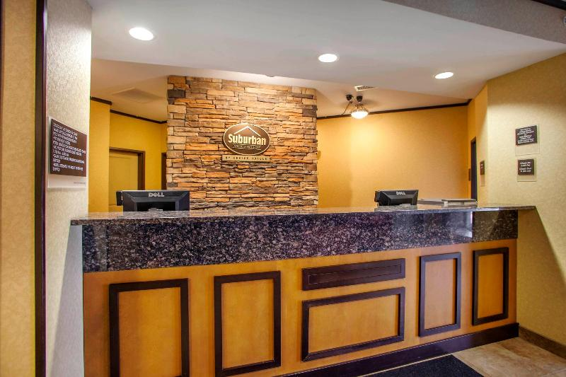 Suburban Extended Stay Hotel - Hotel - 1