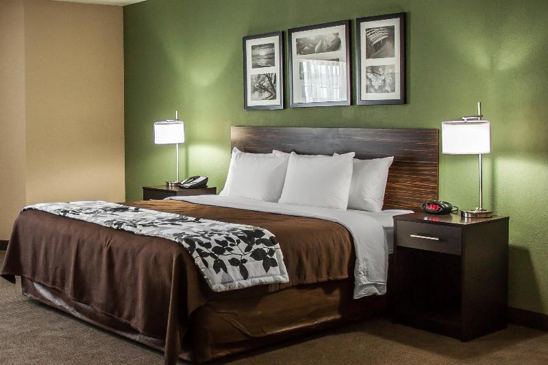 General view Sleep Inn