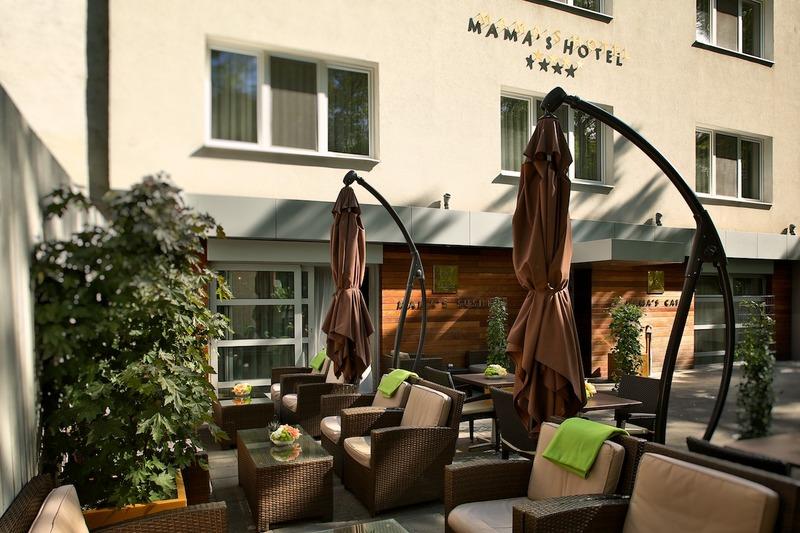 General view Mama S Design & Boutique  Hotel