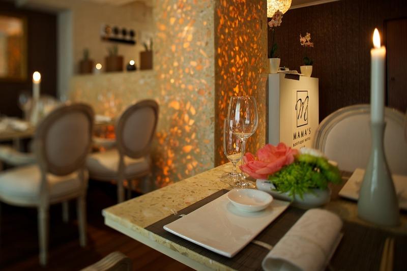 Restaurant Mama S Design & Boutique  Hotel