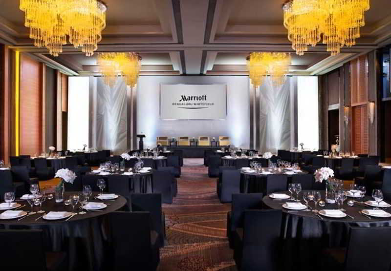 Conferences Bengaluru Marriott Hotel Whitefield