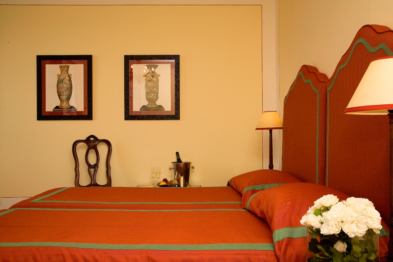 Room Grand Hotel Majestic