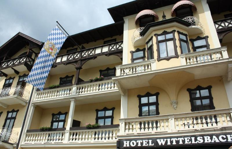 General view Hotel Wittelsbach