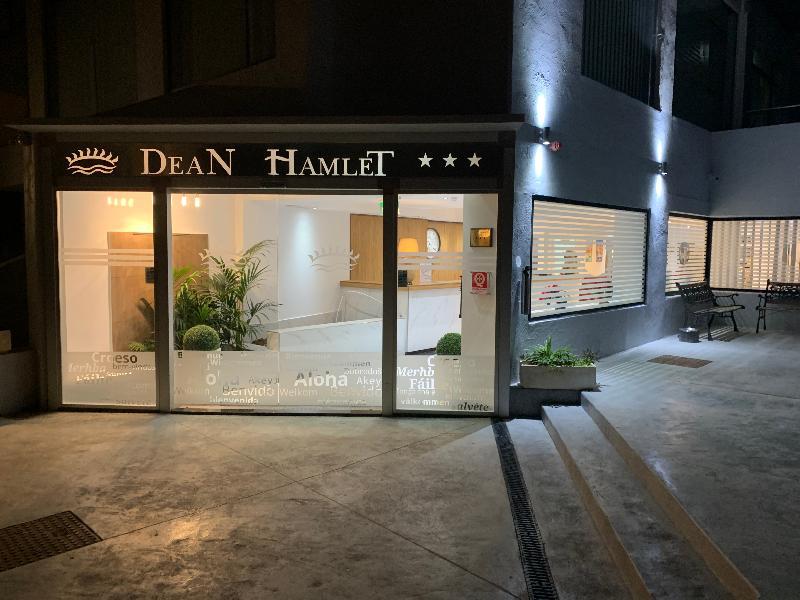Lobby Dean Hamlet Hotel