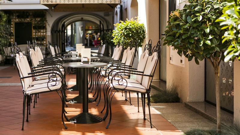 Terrace Hotel Jagerhorn