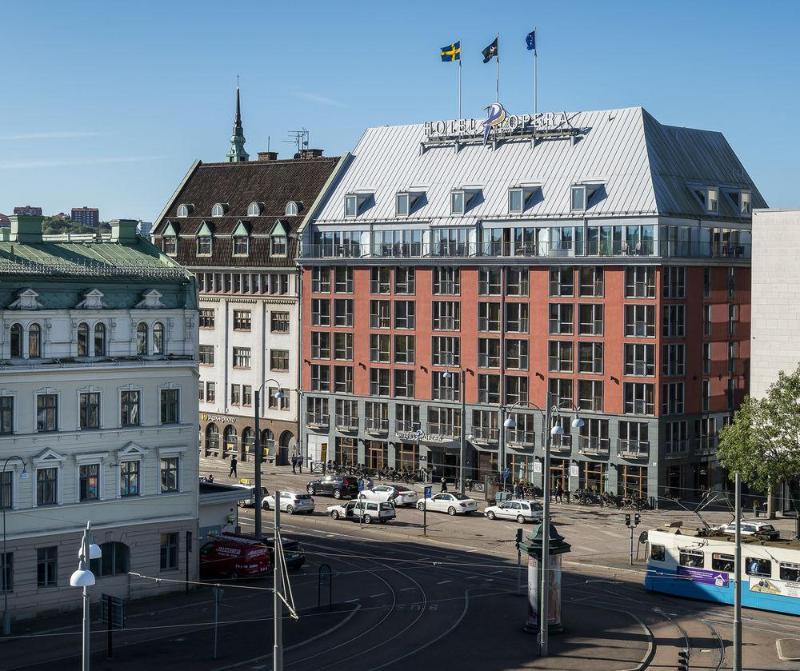 General view Grand Hotel Opera