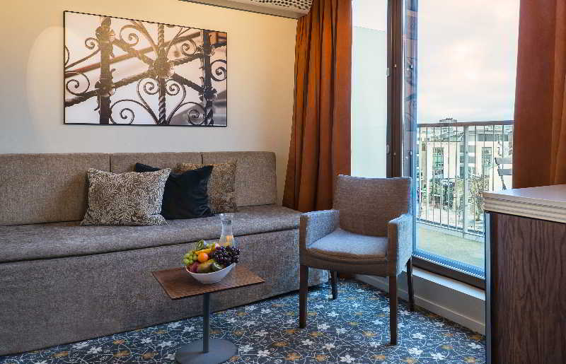 Room Grand Hotel Opera