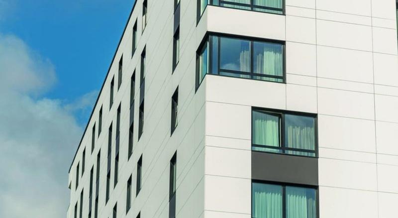 Appart'City Paris Bobigny - Hotel - 5