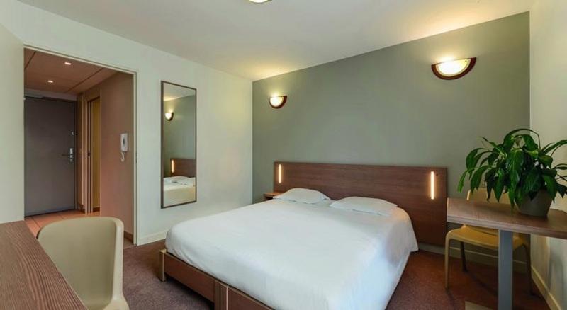 Appart'City Paris Bobigny - Room - 9
