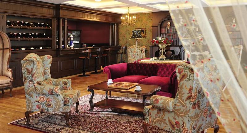 Villa Augusto Boutique Hotel & Spa - Bar - 3