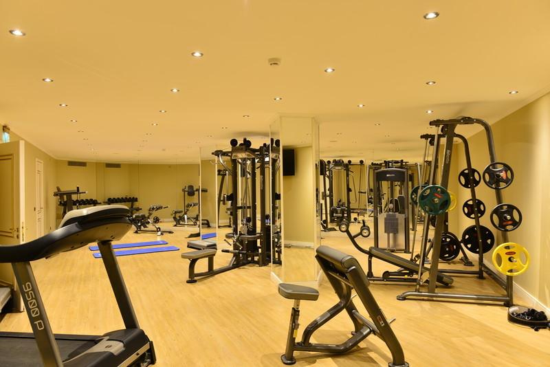 Villa Augusto Boutique Hotel & Spa - Sport - 4