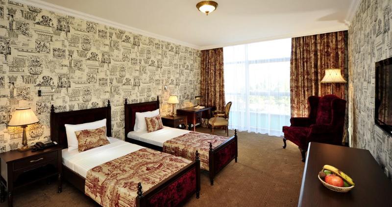 Villa Augusto Boutique Hotel & Spa - Room - 9