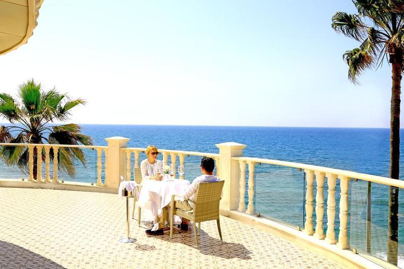 Villa Augusto Boutique Hotel & Spa - Terrace - 13