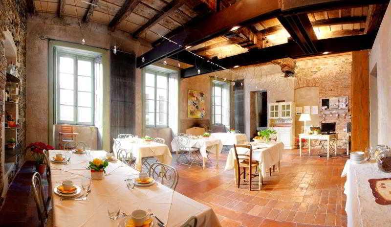 Restaurant B&b Botton D\'oro Pelabrocco