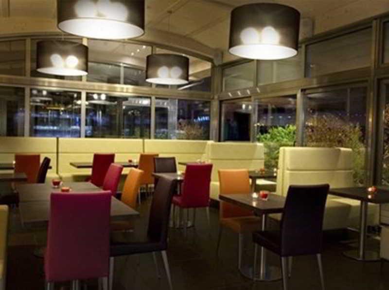 Comfort Roma Airport Fiumicino - Restaurant - 4