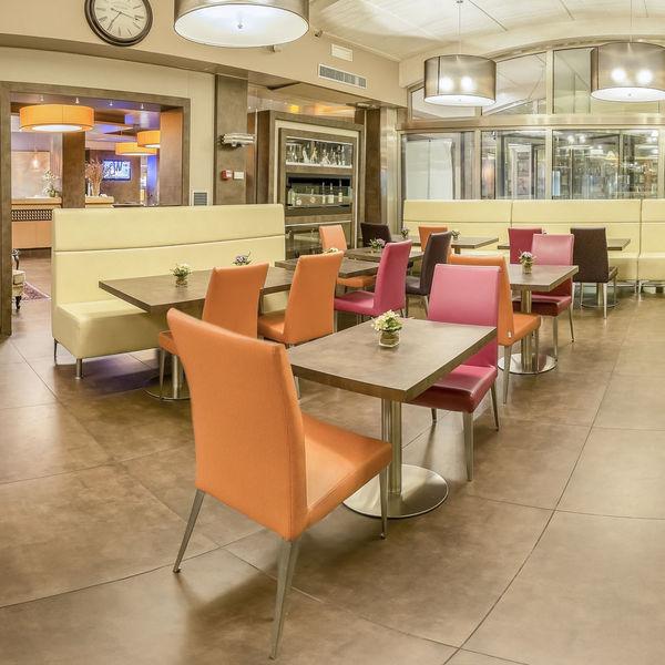 Comfort Roma Airport Fiumicino - Restaurant - 11