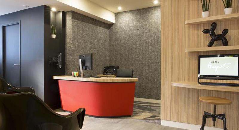 Lobby Hotel Auguste